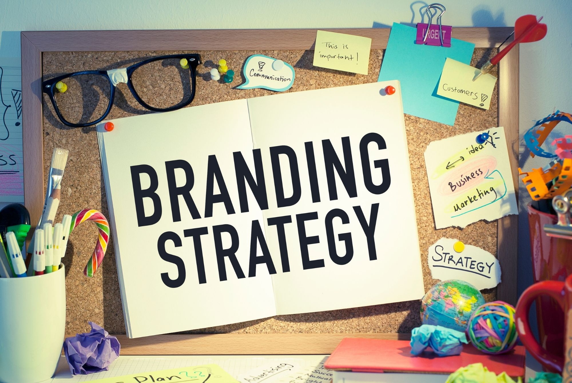 Branding & Strategy Design Services
